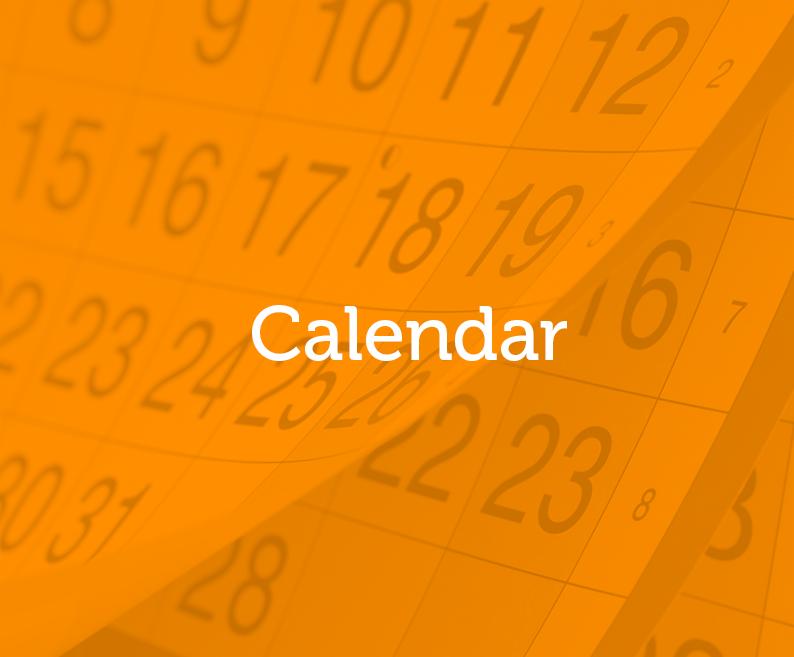 Calendar banner NYJDI