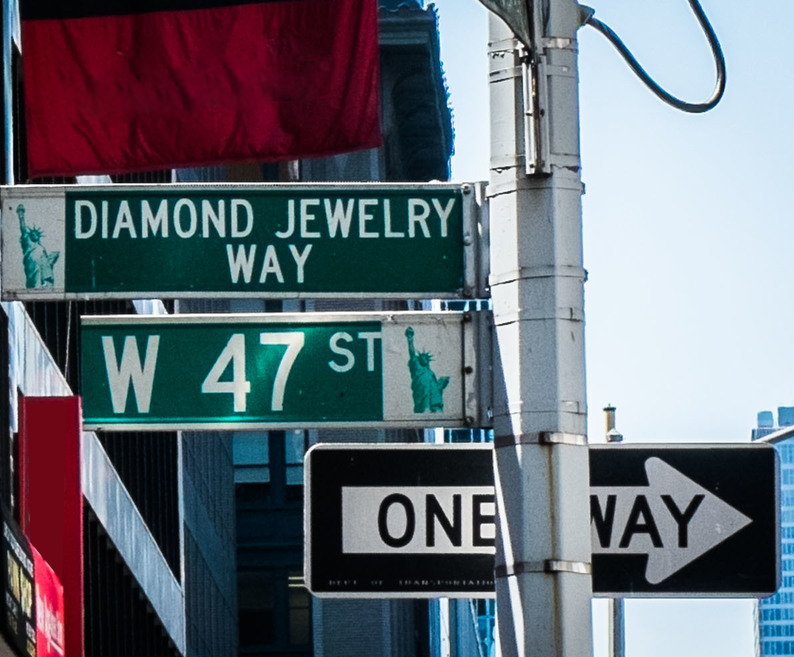 Jewelry Way Diamond District