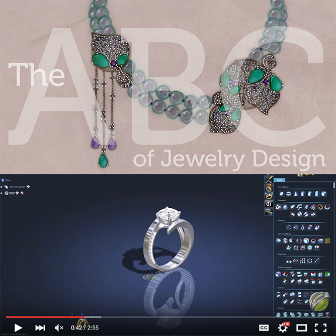 The A, B, C's of Jewelry Design