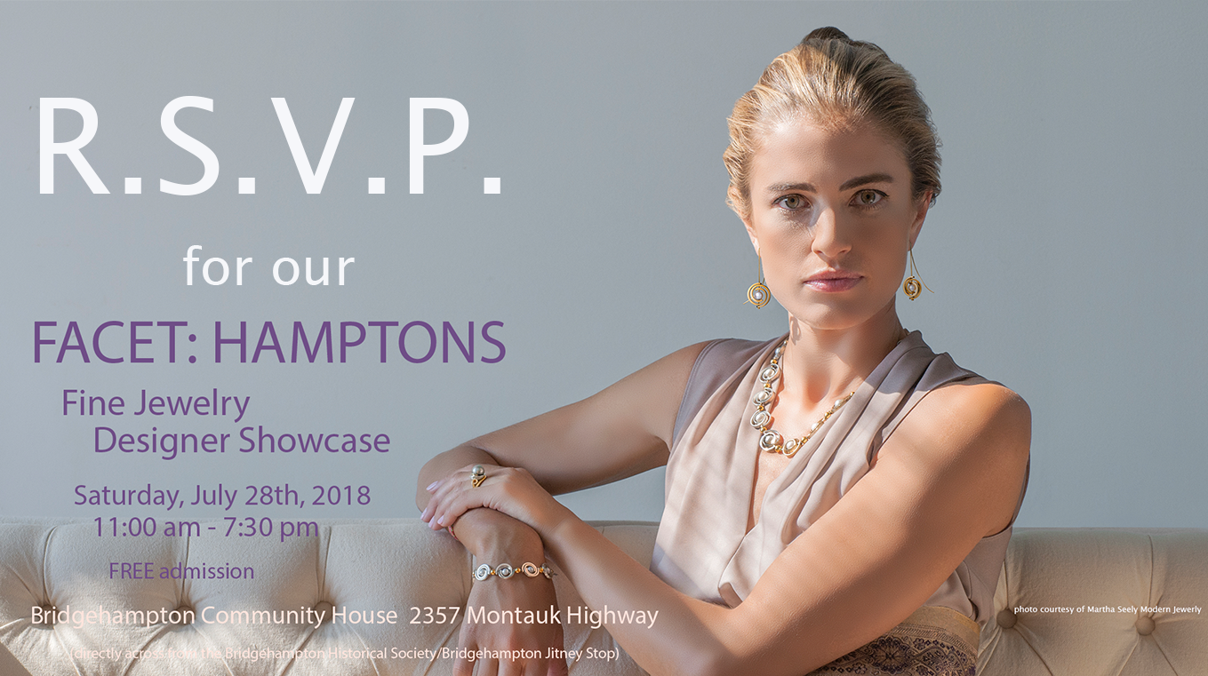 RSVP FACET Hamptons Showcase